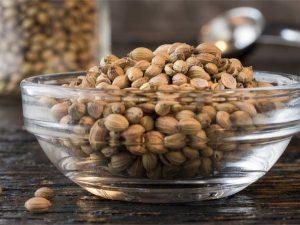 כוסברה שלמה 100 גרם ארוז-חב' כרם