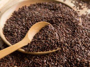 זרעי פשתן שלמים אורגניים