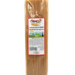 תבואות פסטה ספגטי מקמח כוסמין מלא אורגני 500 גרם 1