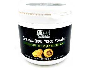 אבקת מאקה נא אורגנית 250 גרם