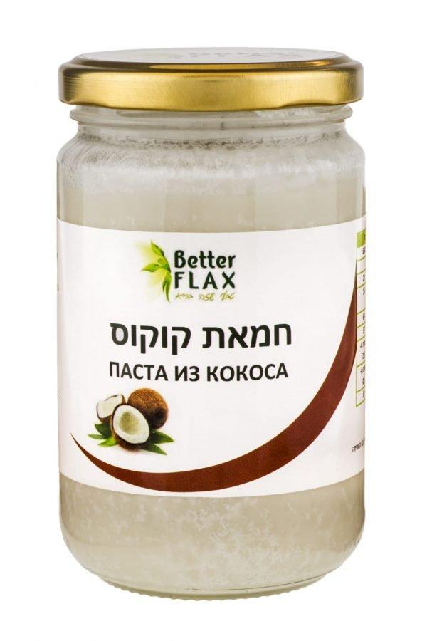 חמאת קוקוס