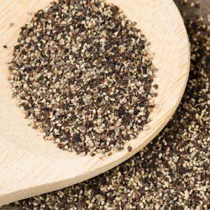 פלפל שחור גרוס דק 100 גרם ארוז-חב' כרם