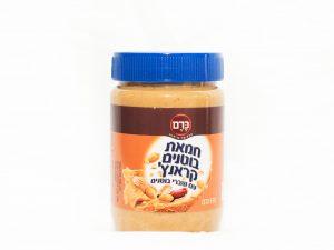 ממרח חמאת בוטנים קראנצ'