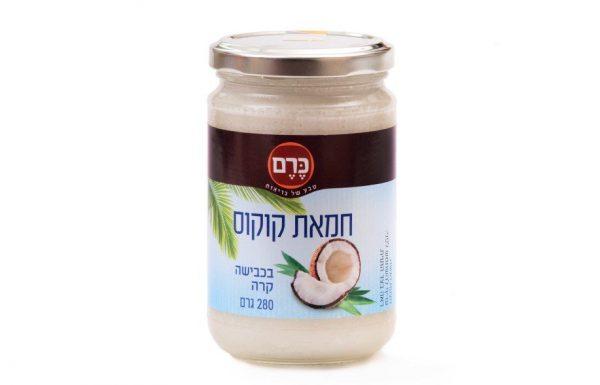 חמאת קוקוס כרם