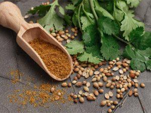 כוסברה טחון 80 גרם ארוז-חב' כרם