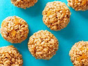 פצפוצי אורז מלא ללא סוכר