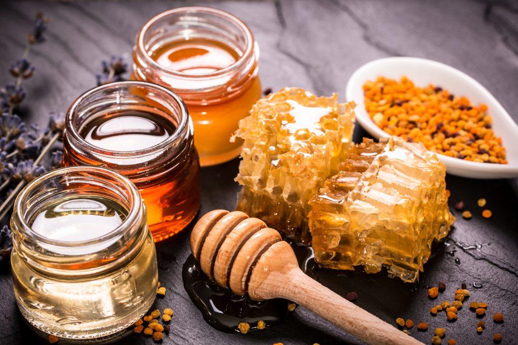 סוגי דבש